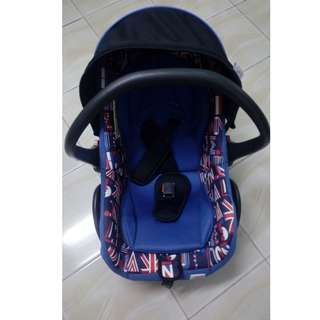 Baby Car Seat Sweet Cheery