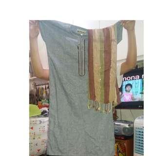 baju koko anak (terusan)