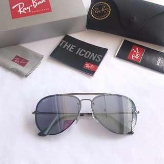 Rayban Sunglasses ray Ban blaze RB3584N 61-13-145