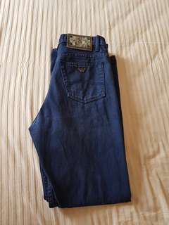 Authentic Armani Jeans size 30