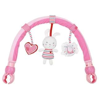 Baby stroller decorations
