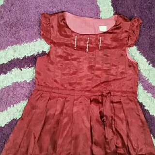 Party wear dress for5 years old