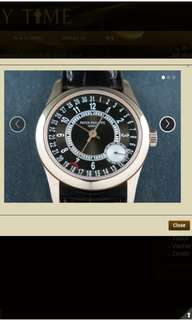 Patek Philippe Calatrava 6000 18 ct. Rose Gold