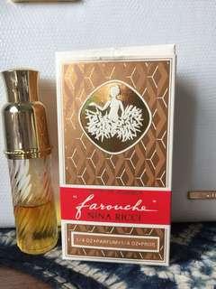 1970s vintage Nina Ricci Farouche 13ml