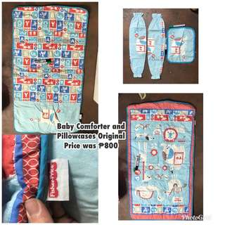 Bundle Baby Blankets Bedsheets and Pillowcases