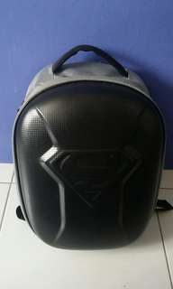 Simple Dimple Diaper Bag Superman