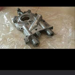 Subaru wrx oil pump