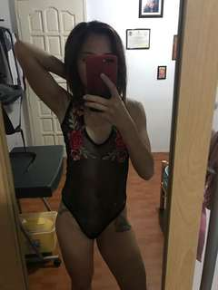 BNew Sexy See- Through Lingerie/ Swimsuit