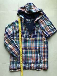 Tommy Hilfiger long sleeve with hoodie  薄恤衫質地衛衣