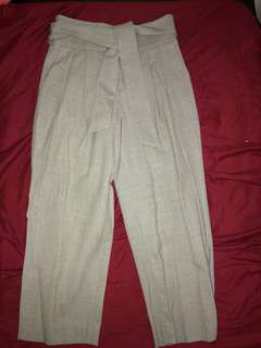 "Club Monaco heather grey ""Domme Pant"""