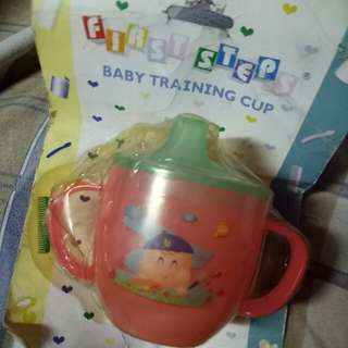 First Step - Baby Training Cup