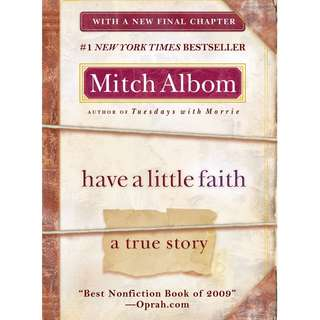 (E-book) Have a Little Faith
