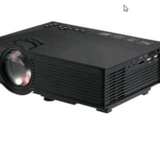 Portable Mini LED Projector WIFI