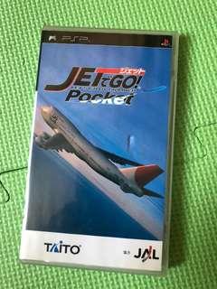 PSP game JET Go Pocket