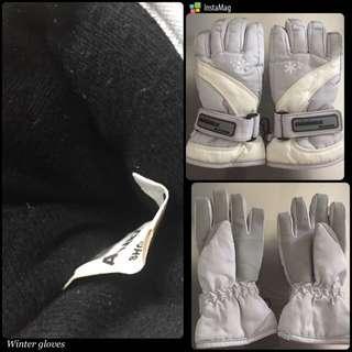 Winter Gloves for kids [size : S]
