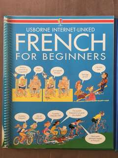 French for beginners pack (Usborne Internet-Linked)