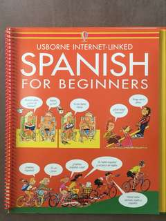 Spanish for beginners pack (Usborne Internet-Linked)