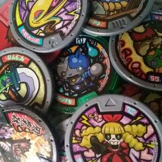 Yokai Medal Pack 1