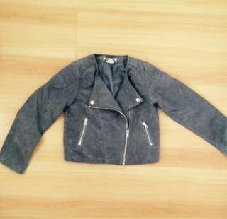 BNWOT H&M Biker Jacket