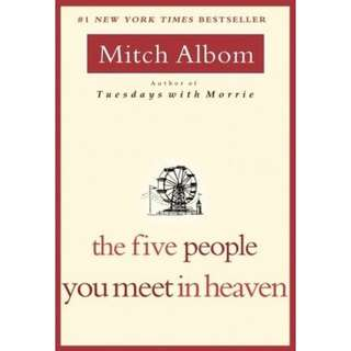 (E-book) The Five People You Meet In Heaven