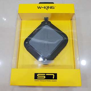 W-King S7 無線藍牙音箱