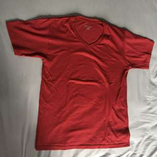 Baleno red shirt