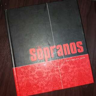 The Sopranos : HB Coffeetable Book