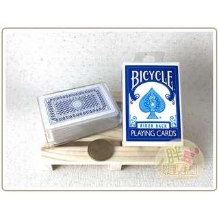 『胖豆雜貨舖』[9成5新] BICYCLE 迷你撲克牌+普通迷你撲克牌 / 魔術撲克牌 / 2副合賣
