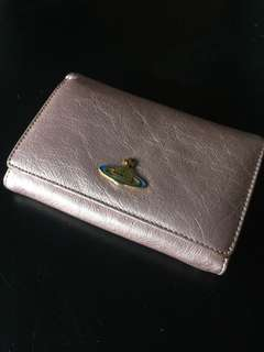 Vivienne Westwood Leather Wallet