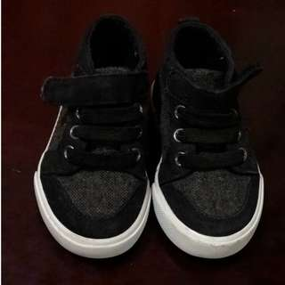 Gymboree Black Boots/Sneakers