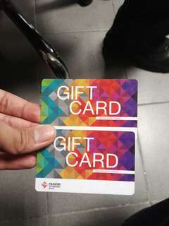 $30 Frasers Gift Card