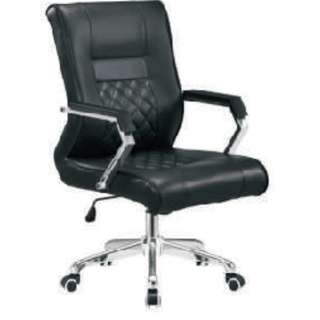 Midback office leatherette chair - office furniture