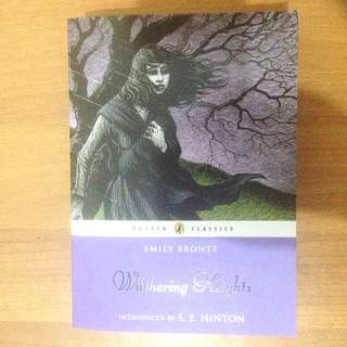 Preloved Book - Wuthering Heights by Emily Bronte