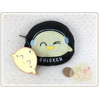 『胖豆雜貨舖』[9成5新] 小雞零錢包