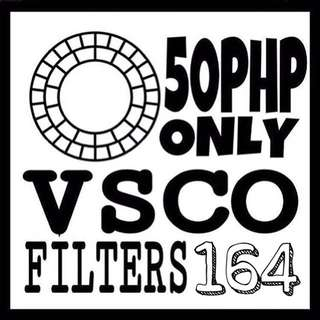 VSCO, SPOTIFY, NETFLIX & IFLIX
