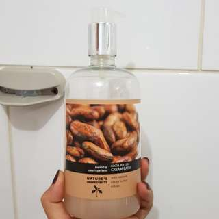 Marks & spencer body wash