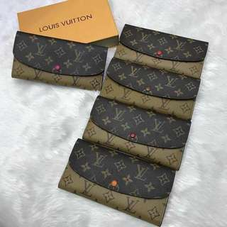 Louis Vuitton P1,100with box / Authentic Quality /