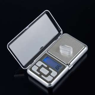500g/0.1g Mini Digital LCD Electronic Scale