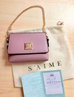 Saime 東京企劃吉兒系列迷你卡包 零錢包