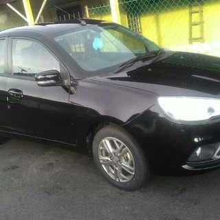 Promisi tinted full car myvi axia viva rm150!