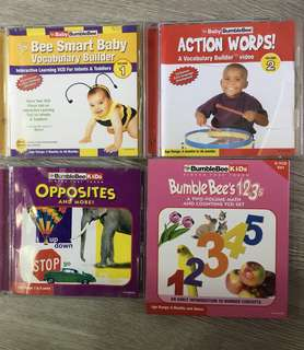 Vocabulary & Opposite words VCD