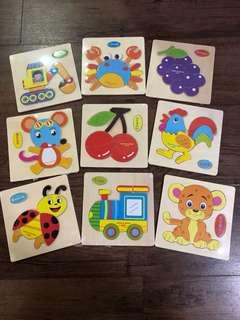 Party Packs / Goodies Bag (Puzzle)