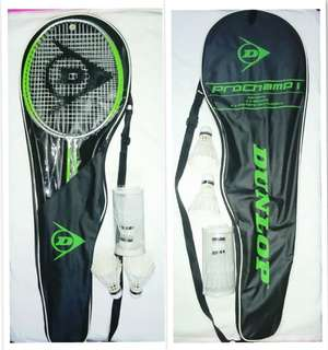 New Dunlop Badminton Set