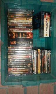 48 sets of original dvd collections