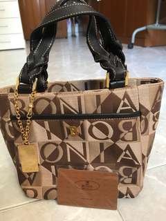 Bonia hand carry bag