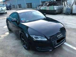 Audi TT 2.0 (A) 🇸🇬 Singapore . Cash: rm 20k siap jb