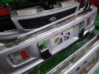 Daihatsu Move Aerodown Bumper