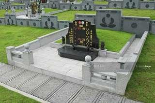 Nirvana Memorial Park Semenyih Burial Plot