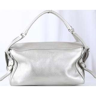 Furla Silver Handbag