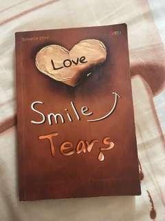 Love smile tears